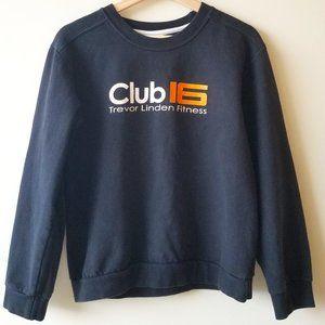 Club 16 Trevor Linden Fitness Women's Sweatshirt